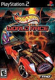 Hot Wheels: World Race - PS2 - Used