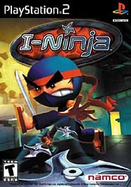 I-Ninja - PS2 - Used