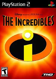 Incredibles - PS2 - Used