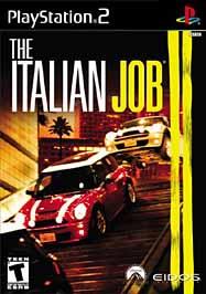 Italian Job - PS2 - Used