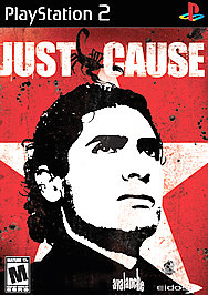Just Cause - PS2 - Used