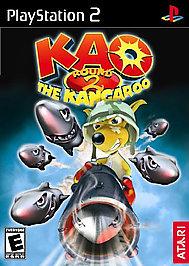 Kao the Kangaroo Round 2 - PS2 - Used