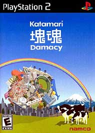 Katamari Damacy - PS2 - Used