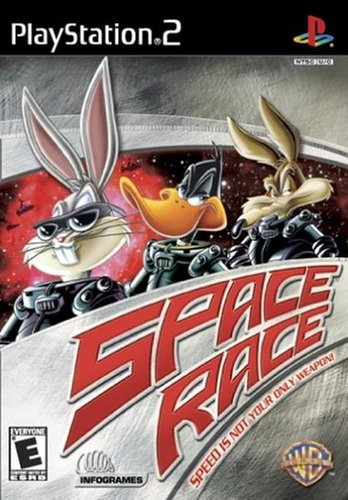 Looney Tunes: Space Race - PS2 - Used