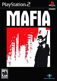 Mafia - PS2 - Used