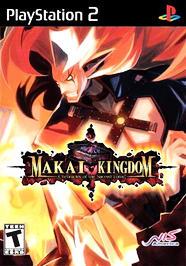 Makai Kingdom: Chronicles of the Sacred Tome - PS2 - Used