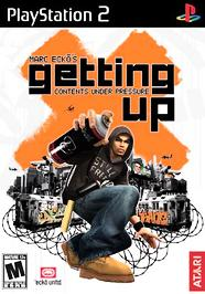 Marc Ecko's Getting Up: Contents Under Pressure - PS2 - Used
