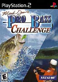 Mark Davis Pro Bass Challenge - PS2 - Used