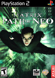 Matrix: Path of Neo - PS2 - Used