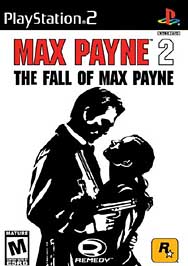 Max Payne 2: The Fall of Max Payne - PS2 - Used