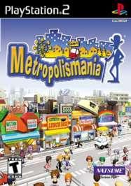 Metropolismania - PS2 - Used