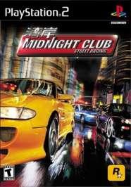 Midnight Club: Street Racing - PS2 - Used