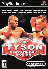 Mike Tyson Heavyweight Boxing - PS2 - Used