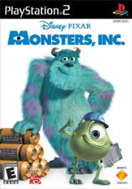 Monsters, Inc. - PS2 - Used