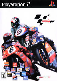MotoGP - PS2 - Used