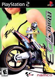 MotoGP 3 - PS2 - Used