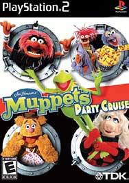 Muppets: Party Cruise - PS2 - Used