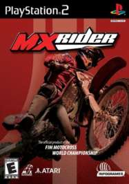MX Rider - PS2 - Used