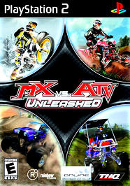 MX vs. ATV Unleashed - PS2 - Used