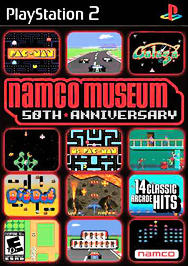 Namco Museum: 50th Anniversary - PS2 - Used