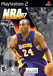 NBA '07 The Life - PS2 - Used