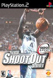 NBA ShootOut 2001 - PS2 - Used