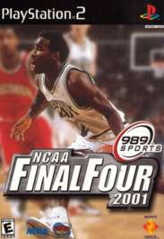 NCAA Final Four 2001 - PS2 - Used