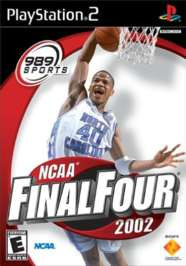 NCAA Final Four 2002 - PS2 - Used