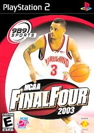 NCAA Final Four 2003 - PS2 - Used