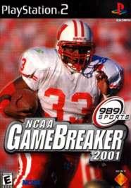 NCAA GameBreaker 2001 - PS2 - Used