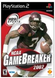 NCAA GameBreaker 2002 - PS2 - Used