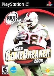 NCAA GameBreaker 2003 - PS2 - Used