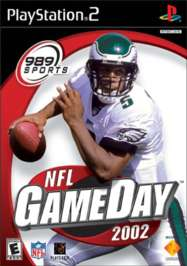 NFL GameDay 2002 - PS2 - Used