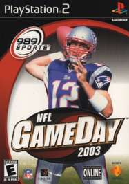 NFL GameDay 2003 - PS2 - Used