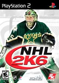 NHL 2K6 - PS2 - Used