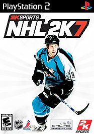 NHL 2K7 - PS2 - Used