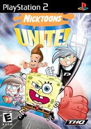 Nicktoons Unite! - PS2 - Used