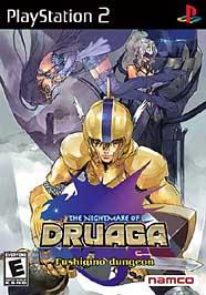 Nightmare of Druaga: Fushigino Dungeon - PS2 - Used