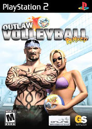 Outlaw Volleyball Remixed - PS2 - Used