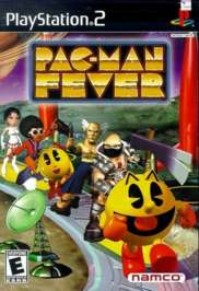 Pac-Man Fever - PS2 - Used