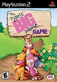 Piglet's BIG Game - PS2 - Used