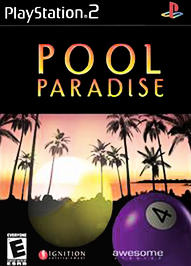 Pool Paradise - PS2 - Used