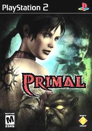 Primal - PS2 - Used