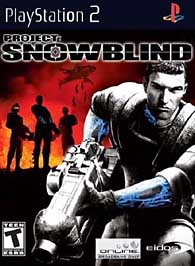 Project: Snowblind - PS2 - Used