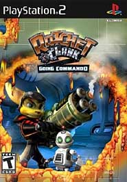 Ratchet & Clank: Going Commando - PS2 - Used