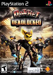 Ratchet: Deadlocked - PS2 - Used