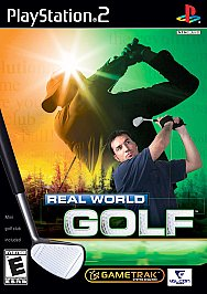 Real World Golf - PS2 - Used