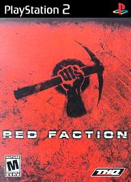 Red Faction - PS2 - Used