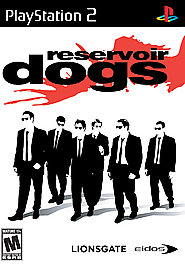Reservoir Dogs - PS2 - Used