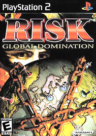 RISK: Global Domination - PS2 - Used
